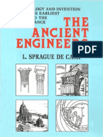 Ancient Engineers by L. Sprague de Camp
