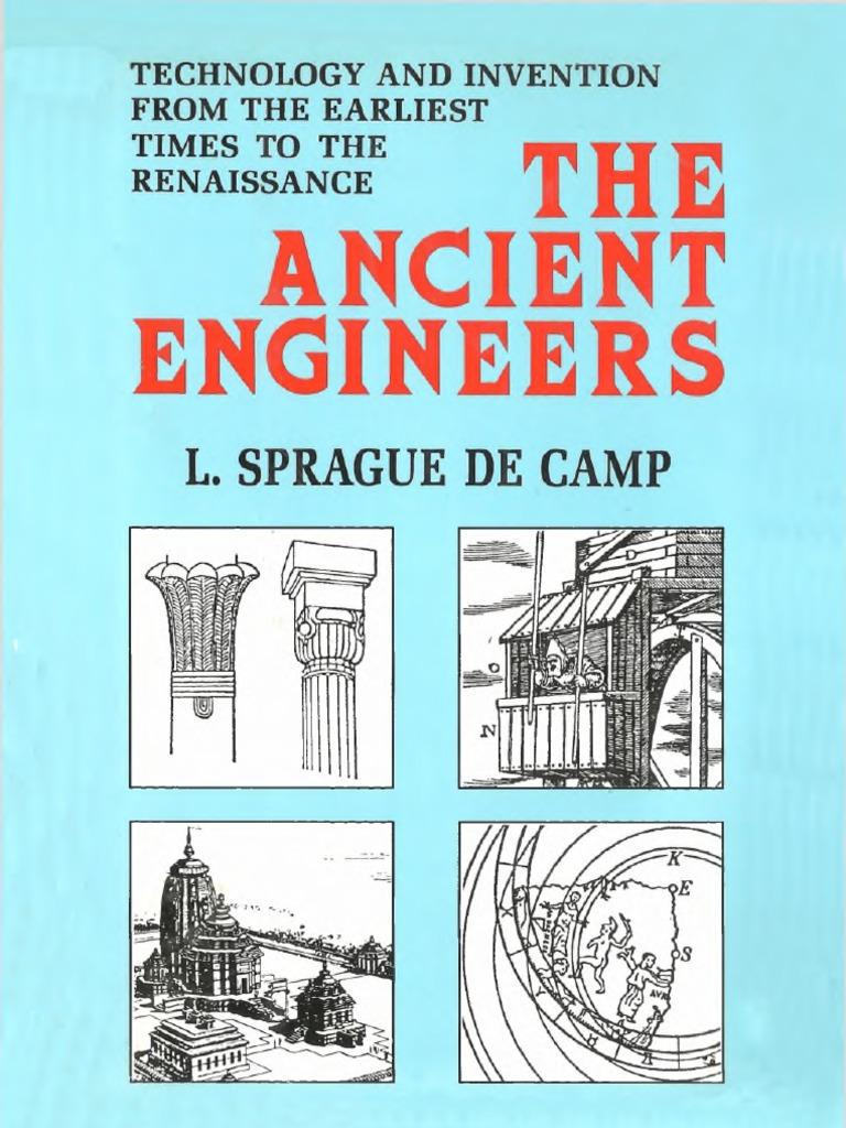 Ancient engineers by l sprague de camp fandeluxe Gallery