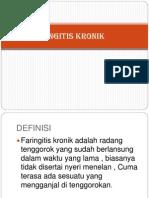 2. FARINGITIS KRONIK