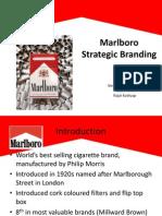 Marlboro Branding