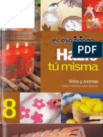 Hazlo Tu Misma No 8- Velas y Aromas_By_Dijeja