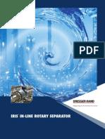 85214 IRIS IR Inline Separator