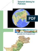 Dams in Pakistan History and Details