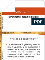 Research Methodology ch.4 - ppt