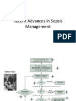 Recent Advances in Sepsis Management12