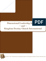 Dimension Leadership Institute