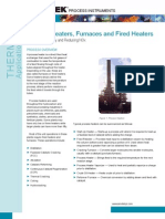 Process Heaters Furnaces and Fired Heaters