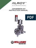 Wilroy Conversion Kit