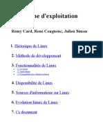 Card.remy Et Al!Le Systeme D_exploitation