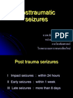 Post Traumatic Seizures
