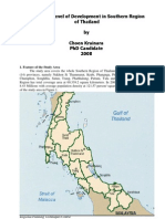 Measuring Level of Development in Southen Region of Thailand.pdf