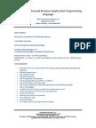 SAP ABAP CourseModule