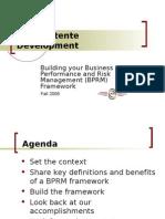 2006 CS BPRM Extended Workshops 1.0