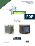 Wattdog Installation Manual