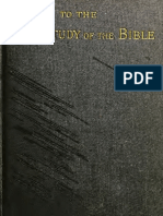 Oxford Helps to the Study of the Bible
