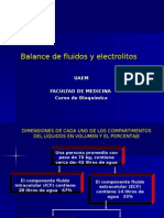 Balance de Fluidos y Electrolitos -> Futura  Médica