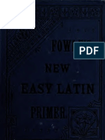 New Easy Latin Primer