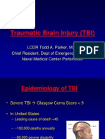 Traumatic Brain Injury English