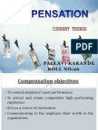 COMPensation & benefites