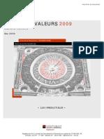 Guide Des Valeurs 2009 - SOGEBOURSE