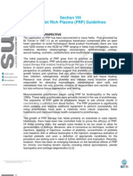 370_Section 10 - Platelet Rich Plasma (PRP) Guidelines