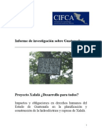 PROYECTO HIDROELECTRICO XALALA