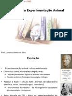 NE Aula 2 - Bioética e Ética na experimentação com animais