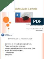 Inversion Chilena en El Extanjero