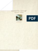 Annette Tatum Spring Fall Combined Catalog Revised Final