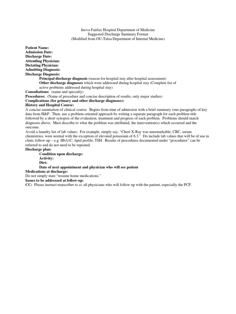 discharge-summary.pdf | Heart Failure | Medical Diagnosis