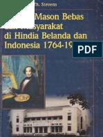 TarekatMasonBebasDanMasyarakatDiHindiaBelandaDanIndonesia1764-1962