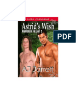 A.J. Jarrett - [Warriors of the Light 2] - Astrid's Wish