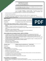 Vishu_Resume.updated - 20-06-13