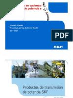 Lubricacion Cadenas Uruman SKF