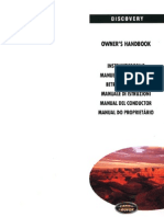 Discovery 1 My97 - Manual Del Conductor
