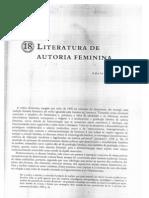 [Critica Literaria] Autoria Feminina