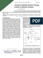 mobile-communication-satellite-system-design-consideration-&-market-analysis