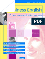 Business English Ten Best Communication Secrets