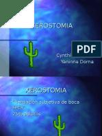 xerostomia