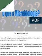 Aula 1 - Microbiologia Geral