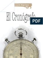 El cronógrafo