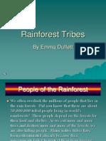 Rainforest Tribes