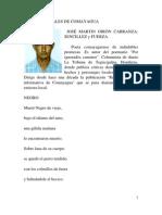 Poetas Actuales de Comayagua