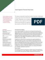 Hyperion Finance Close Suite Brief 516621