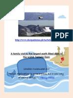 Trip to Tarbela Dam