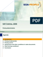 Sap Sd Pricing Condition Configuration Ste by Step
