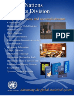 """UNSD Brochure 2009"""