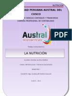 Monografia de Nutricion