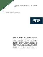 Defesa Multa Fabinho - Transitar Em Acostamento