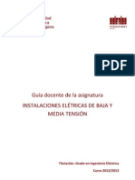Instalaciones Elect. Programa